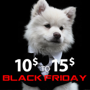 BLACK FRIDAY- Amazing savings while supplies last!